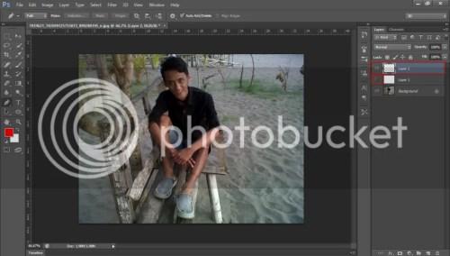 Cara Membuat Foto Kartun di Photoshop