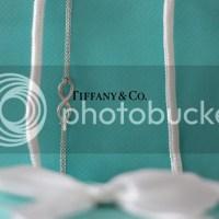 My first Tiffany & Co jewelry!