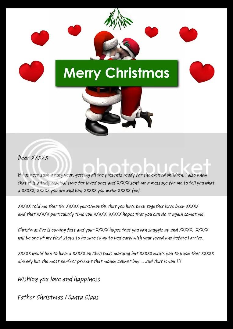 Fullsize Of Christmas Newsletter Template