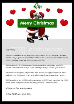Small Of Christmas Newsletter Template