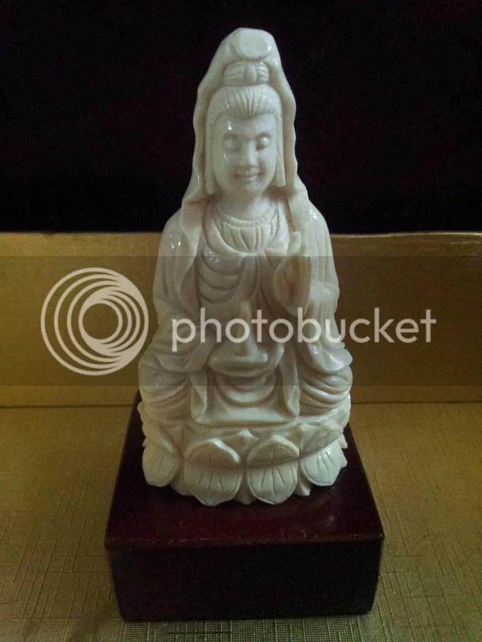 Tượng Phật Bà Ngà Voi Khổng Lồ Có 1 không 2 ...
