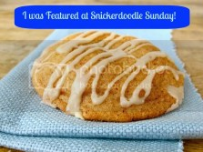 Snickerdoodle Sunday