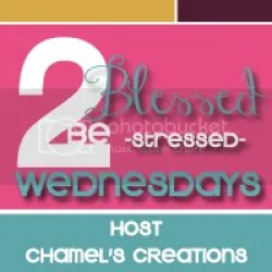 Chamel's Creations Blog::2 Blessed 2 Be Stressed - Wednesdays!