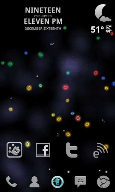 Nexus S Microbes live wallpaper - Android Forums at AndroidCentral.com