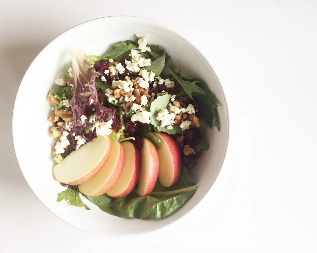 meal planning fall salad