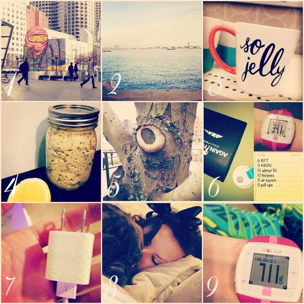 The weekend according to Instagram 1