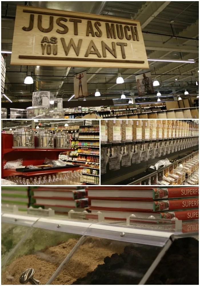 Whole Foods Market South End bulk food