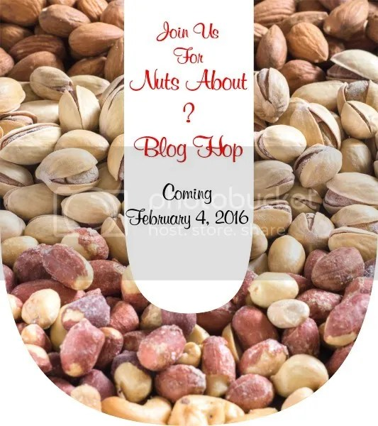 Nuts About Blog Hop