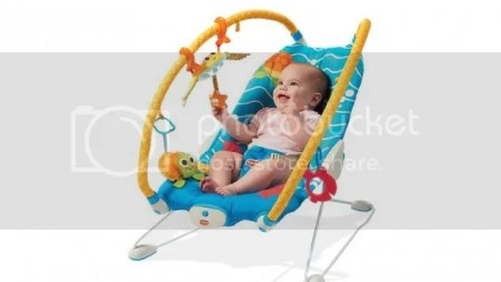 Gymini Under the Sea Bouncer