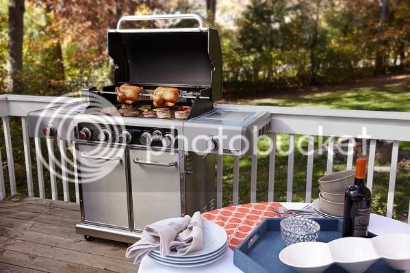 Kenmore Elite Grill, DagmarBleasdale.com