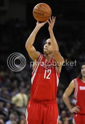 Kevin Martin Rockets