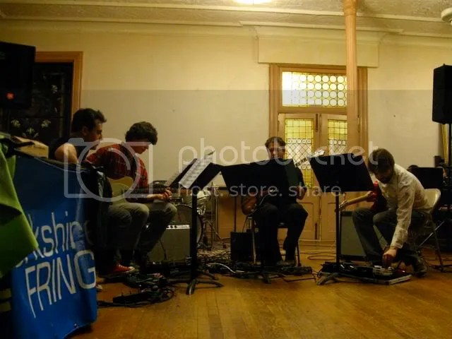 Dither Quartet