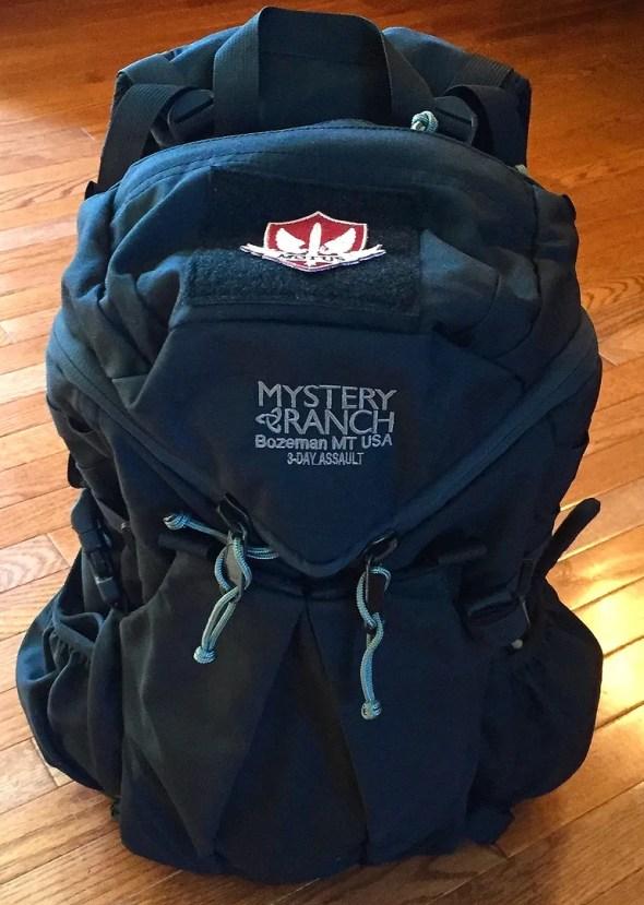 Mystery Ranch 3DAP Pack