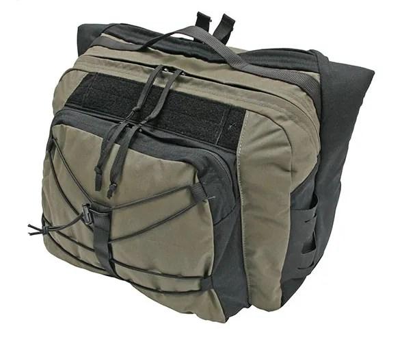 Tactical Tailor Concealed Carry Messenger in Ranger/Black