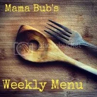 menu plan, meal planning, family meal planning, meals for kids