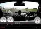 V8 Saloons track test video