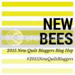2015 New Quilt Bloggers – Blog Hop