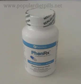 phenrx actual product