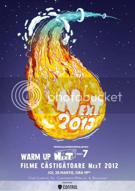 WARM UP NexT 2013: filmele câştigătoare NexT 2012