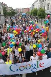 Google Celebrates Pride Parade