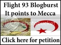 Blogburst logo, petition