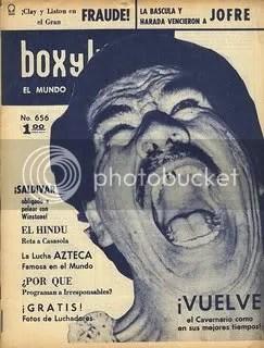 Cavernario Galindo/Box Y Lucha #656