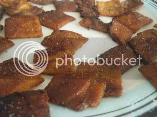 Sweet Potato Crackers - Grain Free!