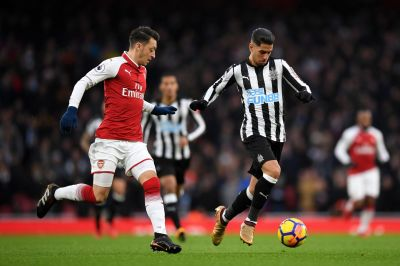 Arsenal 1-0 Newcastle United - the best of the match action from the Emirates - Chronicle Live