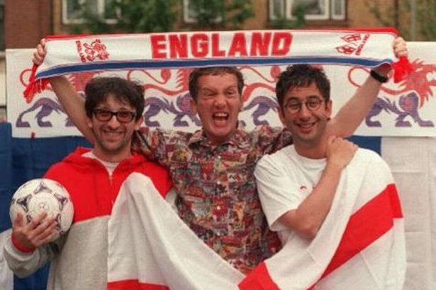 Three Lions lyrics and the story of the song by Baddiel  Skinner and     Three Lions lyrics and the story of the song by Baddiel  Skinner and The  Lightning Seeds