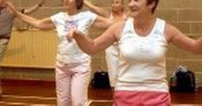 Zumba classes for the over-50s - Get Reading