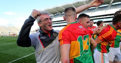 Carlow manager Colm Bonnar fears 'backlash' after Limerick ...