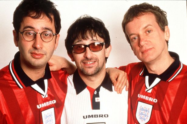 You ve probably been singing  Three Lions  wrong all your life     You ve been singing it all wrong  Image  Press Association