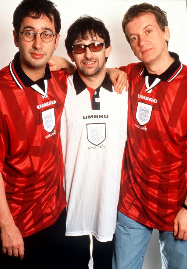 What are the lyrics for Three Lions  How you can singalong to     David Baddiel  Ian Broudie  Lightning Seeds  and Frank Skinner produced one  of the greatest football anthems ever  Image  Press Association