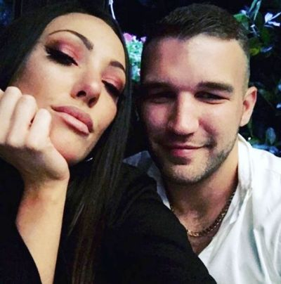 The heartbreaking tributes late Love Island star Sophie Gradon's boyfriend paid to her before ...