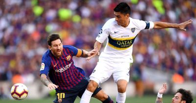 Barcelona 3-0 Boca Juniors REPORT: Lionel Messi and Malcom score as La Liga champions complete ...
