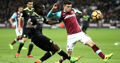 West Ham 1-2 Chelsea live score and goals updates from ...
