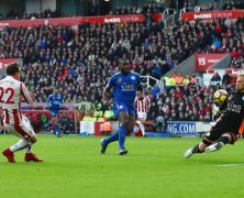 Video: Stoke City vs Leicester City