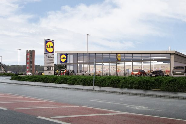 Cardiff s newest Lidl store will open next week   Wales Online How the store is due to look