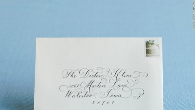 How to address wedding invitations - CNN
