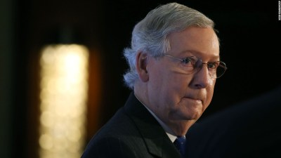 Mitch McConnell says he spoke 'inartfully' about GOP nomination going to second ballot ...