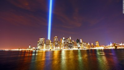 15th anniversary of the September 11