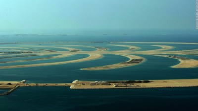 Making Atlantis: Dubai's artificial islands