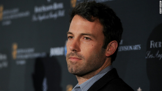 Affleck rules out Massachusetts Senate run