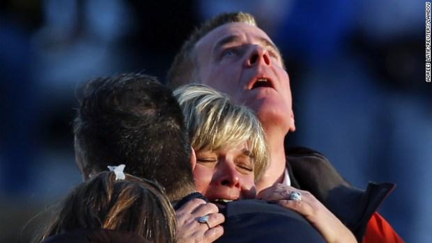 Photos: Connecticut school shooting