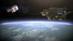 """Científicos planean recoger la basura espacial a """"arponazos"""""""
