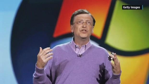 Bill Gates in 83 Seconds