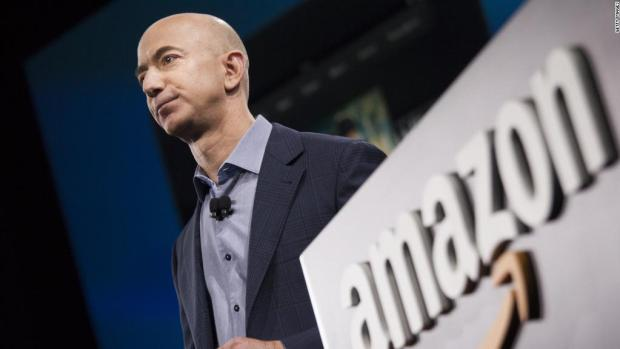 Jeff Bezos in 60 seconds
