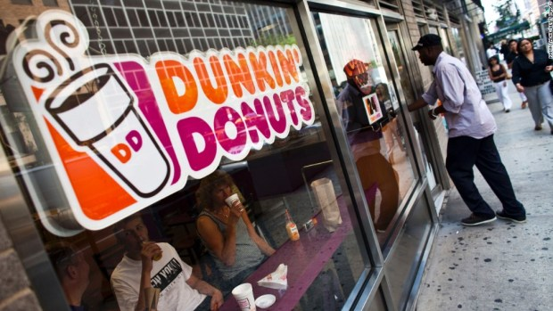 Dunkin' Donuts rolls out mobile ordering