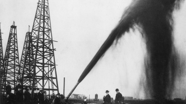 A history of oil's booms and busts