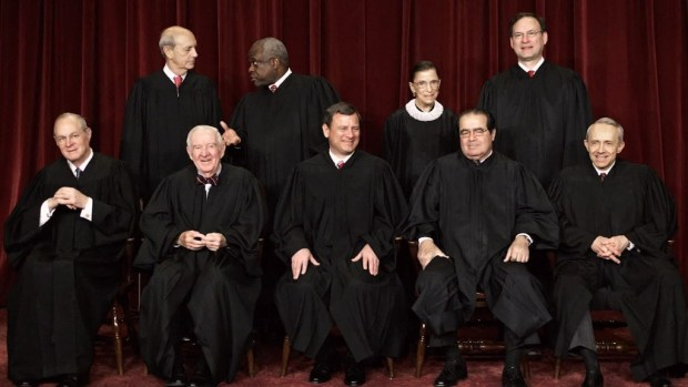 How are Supreme Court justices chosen?
